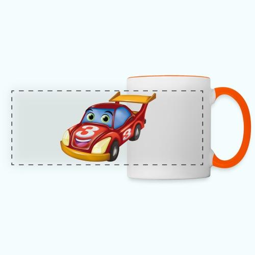 Arthur Racing Car Collection - Panoramic Mug