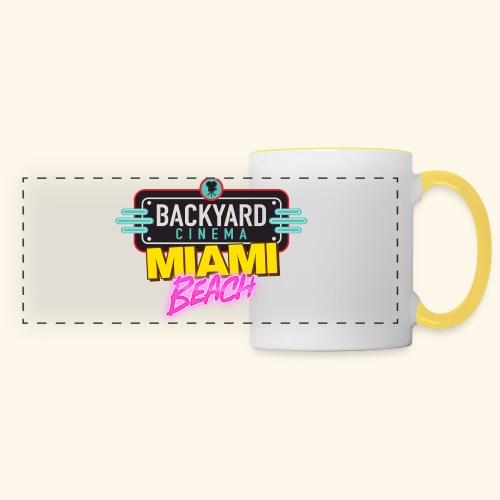 Miami Beach - Panoramic Mug