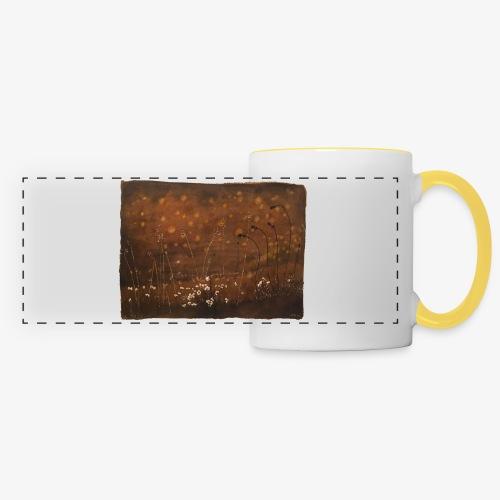 Champ marron - Panoramic Mug