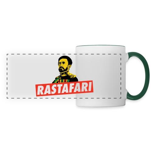 Rastafari - Haile Selassie - HIM - Jah Rastafara - Panoramatasse