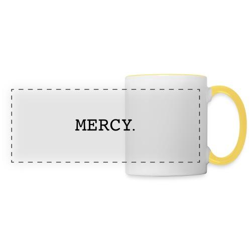 MERCY OB - Mug panoramique contrasté et blanc