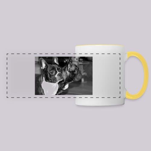 Frenchies - Panoramic Mug