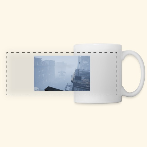 RoofTopMist - FreedomRenegade - Panoramic Mug