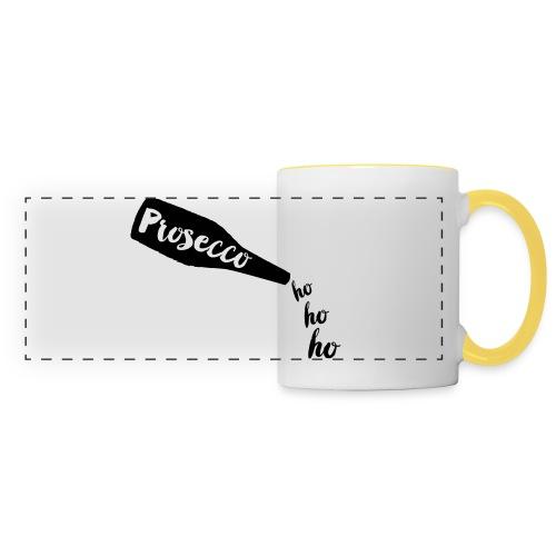 Prosecco Ho Ho Ho - Panoramic Mug