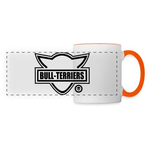 Bull Terrier Original Logo - Panoramic Mug
