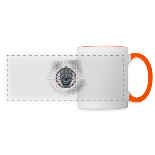 Standard - Mug panoramique contrasté et blanc