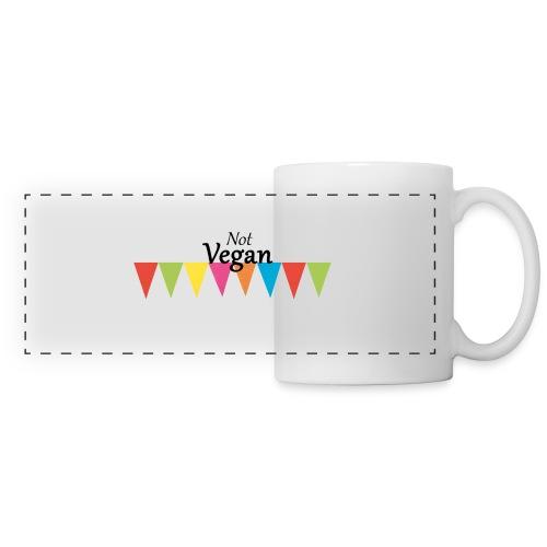 Not Vegan - Panoramic Mug