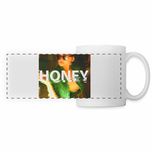 Honey - Mug panoramique contrasté et blanc