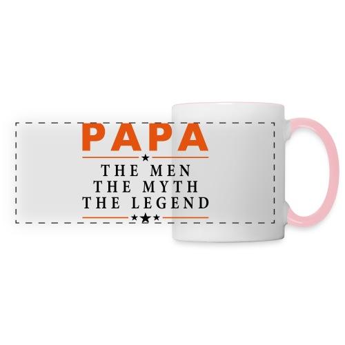 PAPA THE LEGEND - Panoramic Mug