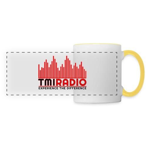 NEW TMI LOGO RED AND BLACK 2000 - Panoramic Mug