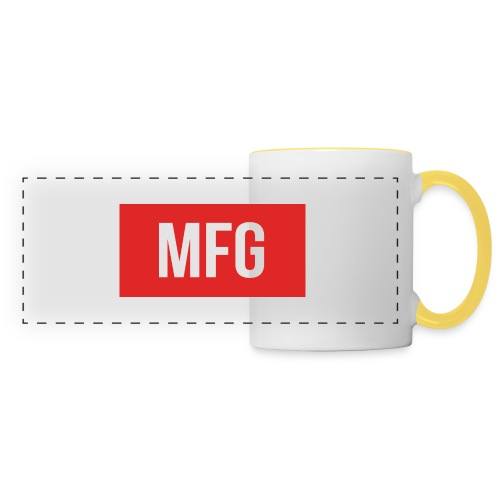 MFG on Youtube Logo - Panoramic Mug