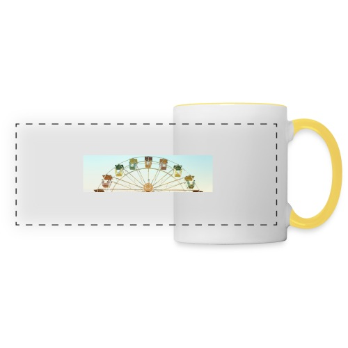 header_image_cream - Panoramic Mug