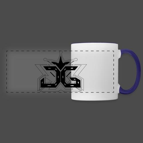 LOGO OUTLINE SMALL - Panoramic Mug