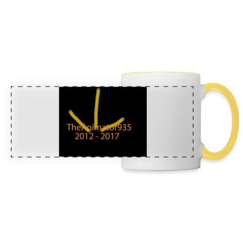 TheAnimator935 Logo - Panoramic Mug