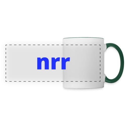 NEARER logo - Panoramic Mug
