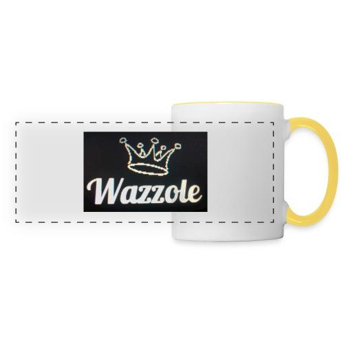 Wazzole crown range - Panoramic Mug