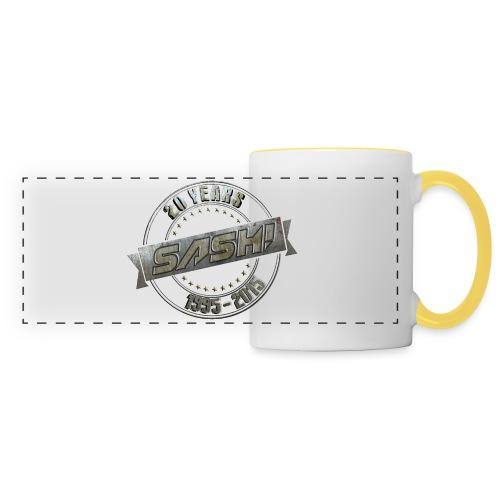 SASH! *** 20 Years *** - Panoramic Mug