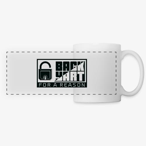 backart - for a reason - Panoramic Mug