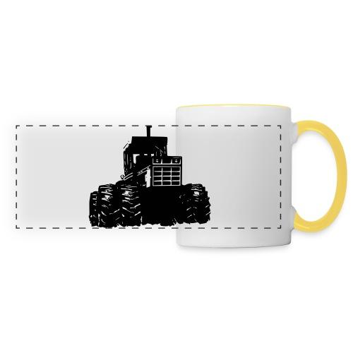 IH 4WD Tractor - Panoramic Mug