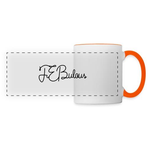 FEBulous Schreischrift - Panoramic Mug