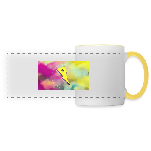 lightning bolt - Panoramic Mug