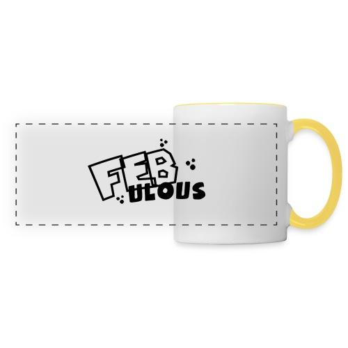 OhneTeddy - Panoramic Mug