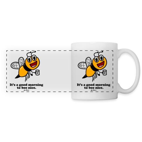 Bee Nice - Panoramatasse