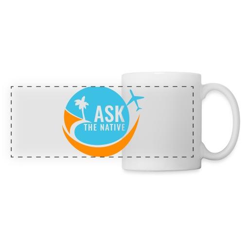 Ask the Native Original Logo - Panoramamok