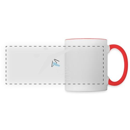 hanggliding thermik - Panoramic Mug