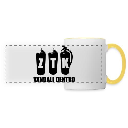 ZTK Vandali Dentro Morphing 1 - Panoramic Mug