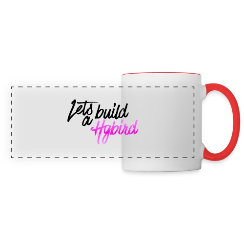 Lets Build A hybrid - Panoramic Mug