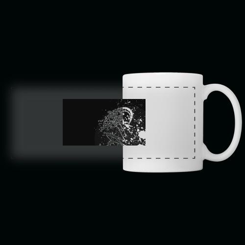 h11 - Mug panoramique contrasté et blanc