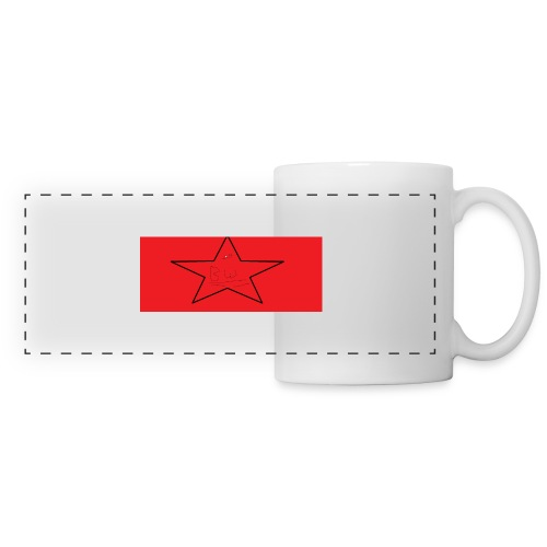 bw enitals - Panoramic Mug