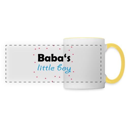 Baba's litte boy Babybody - Panoramatasse