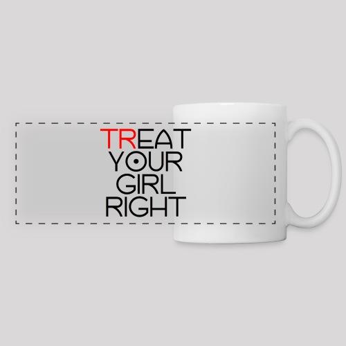 Treat Your Girl Right - Panoramamok