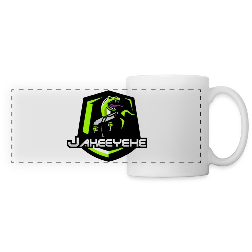 JakeeYeXe Badge - Panoramic Mug