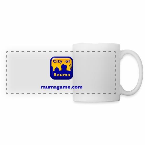 Raumagame logo - Panoraamamuki