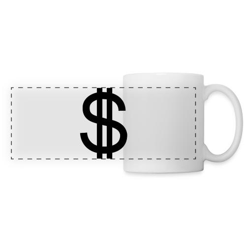 Dollar - Taza panorámica