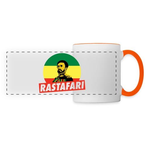 Haile Selassie - Emperor of Ethiopia - Rastafari - Panoramatasse