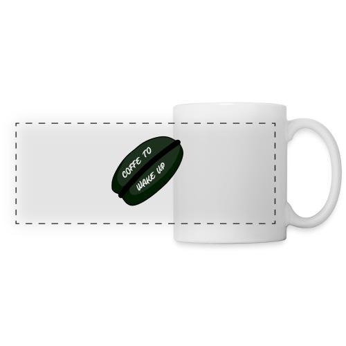 Coffee to wake up - Panoramamok