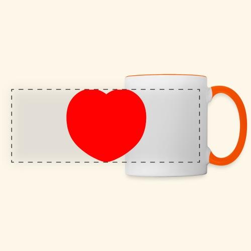Heart - Panoramatasse