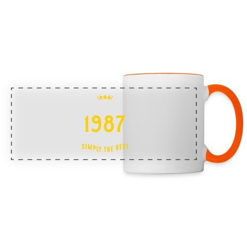 original since 1987 simply the best 30th birthday - Panoramic Mug
