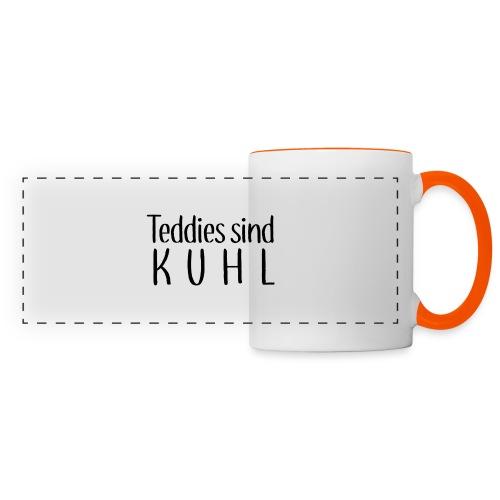 Teddies sind KUHL - Panoramic Mug