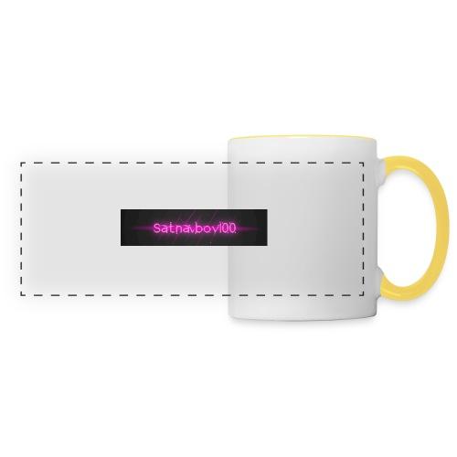 Satnavboy100 Shirt - Panoramic Mug