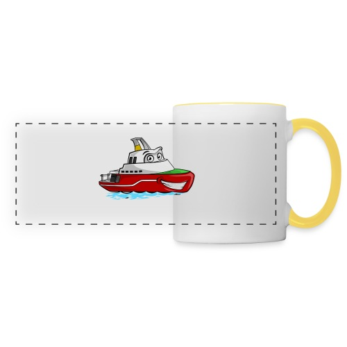 Boaty McBoatface - Panoramic Mug