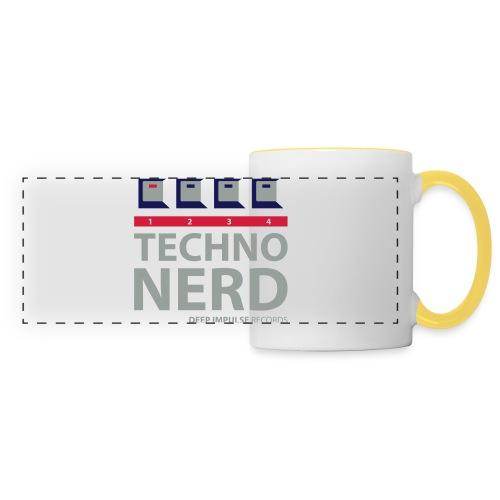 Techno Nerd - Panoramic Mug