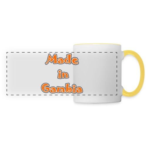 Made in Gambia - Panoramic Mug