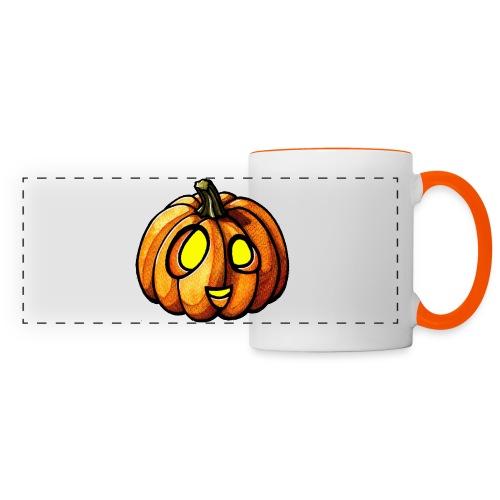 Pumpkin Halloween watercolor scribblesirii - Panoramakrus