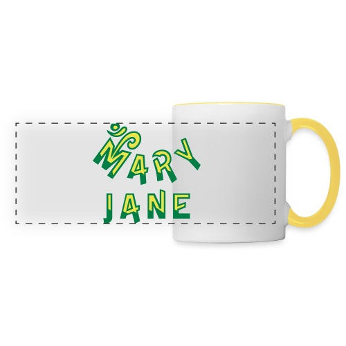 Mary Jane - Panoramic Mug