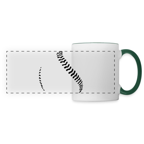 Baseball - Panoramic Mug